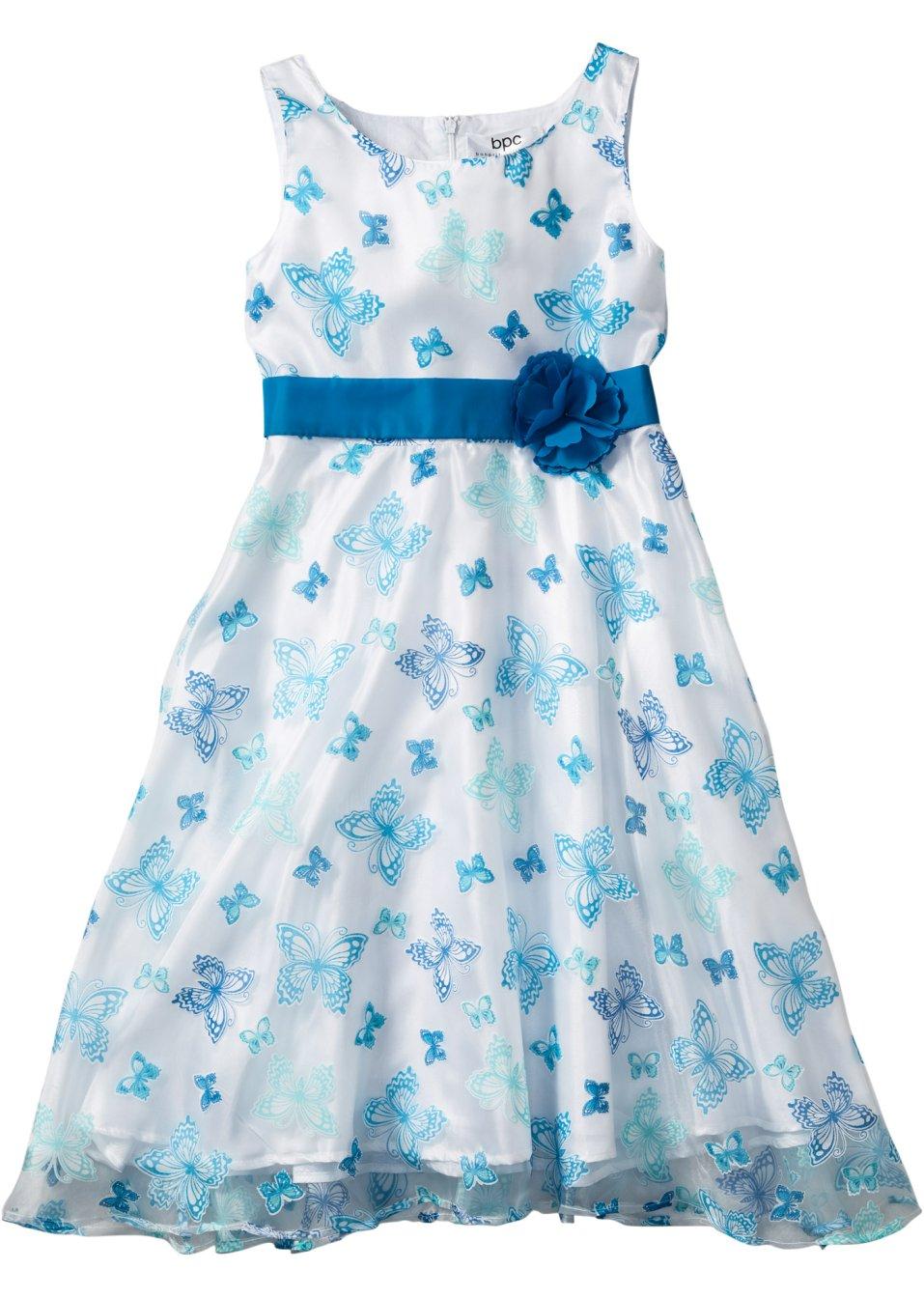 Kleid Mit Schmetterlingen