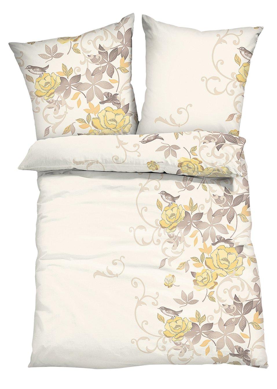 romantisch den tag beginnen mit der bettw sche luna. Black Bedroom Furniture Sets. Home Design Ideas
