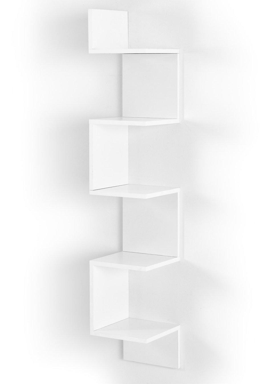 rico ist ein wirklich pfiffiges eckregal wei. Black Bedroom Furniture Sets. Home Design Ideas