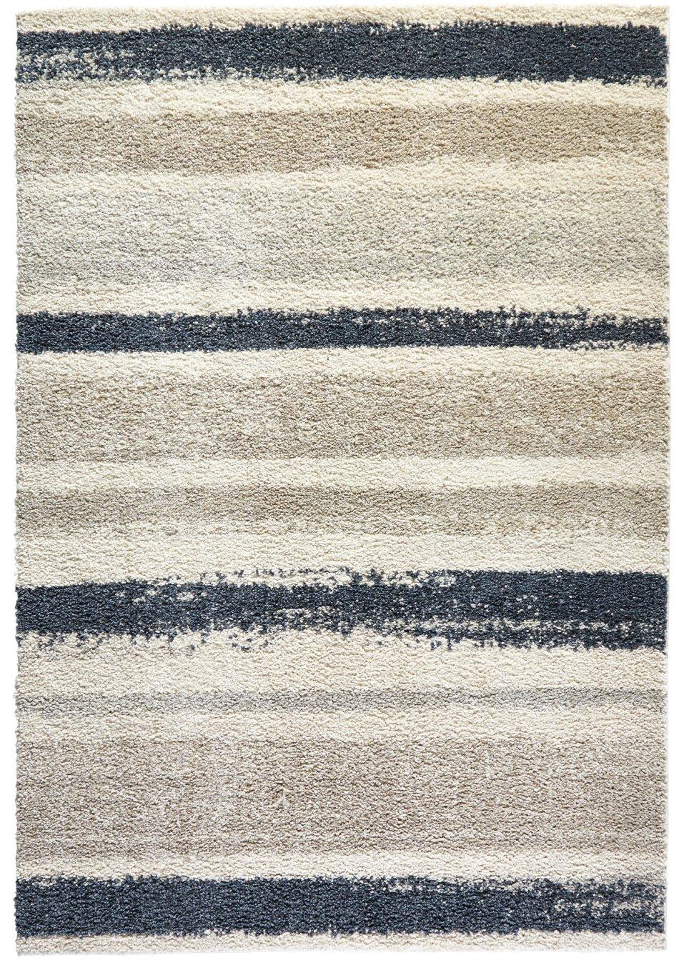 Teppich till natur blau wohnen - Teppich bonprix ...