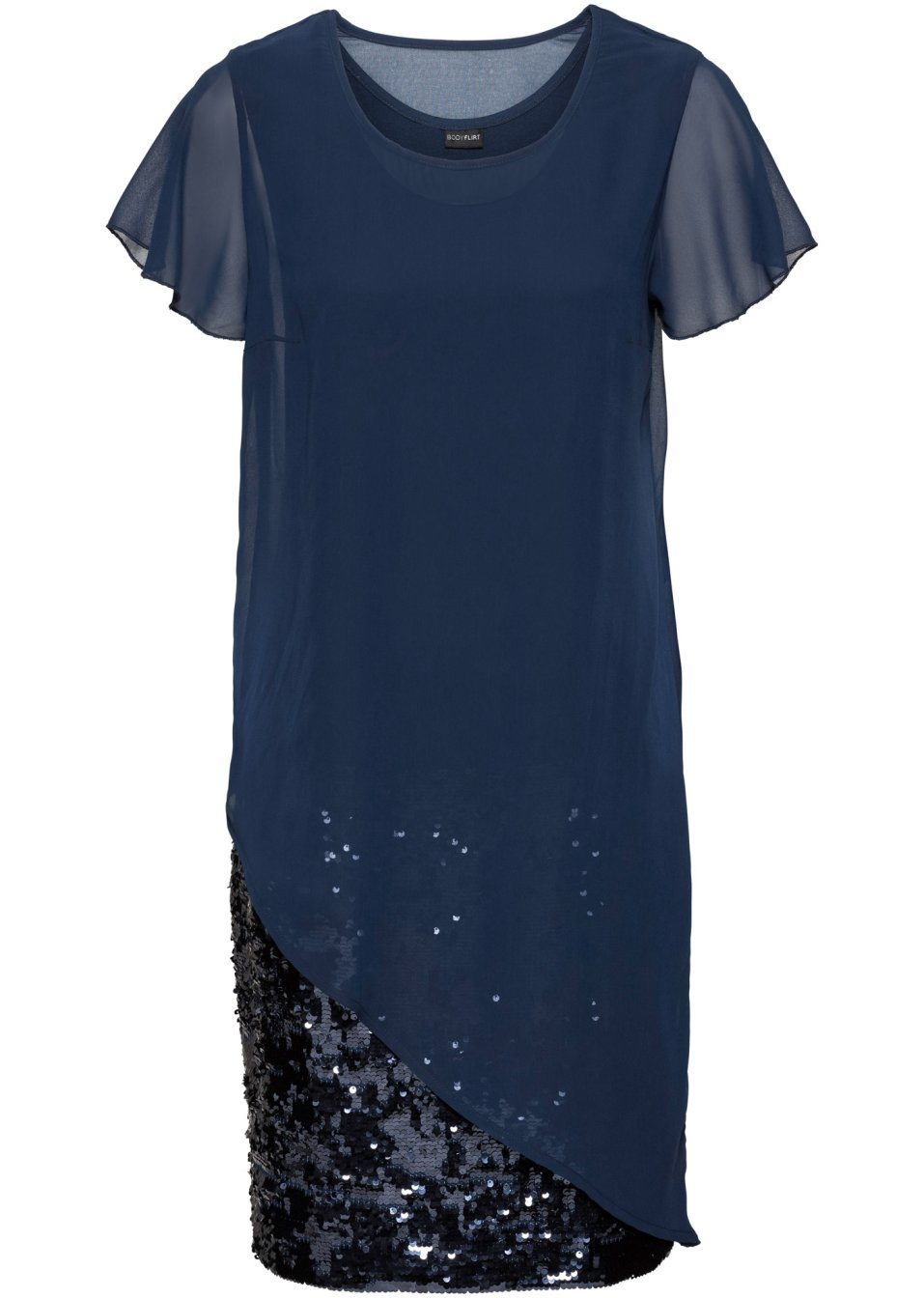 Blaue Abendkleider - außergewöhnlich edel