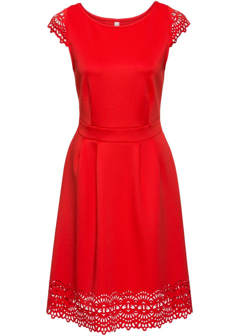 Rote Abendkleider - Einfach verführerisch | bonprix