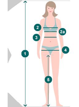 Come scegliere la taglia da donna - Bonprix misure ...
