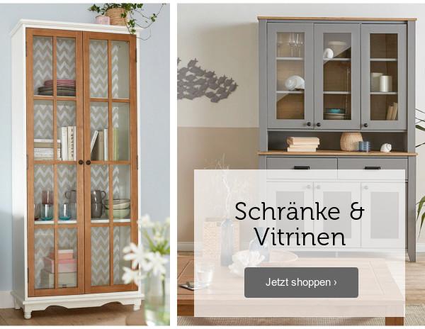 Schränke & Vitrinen >