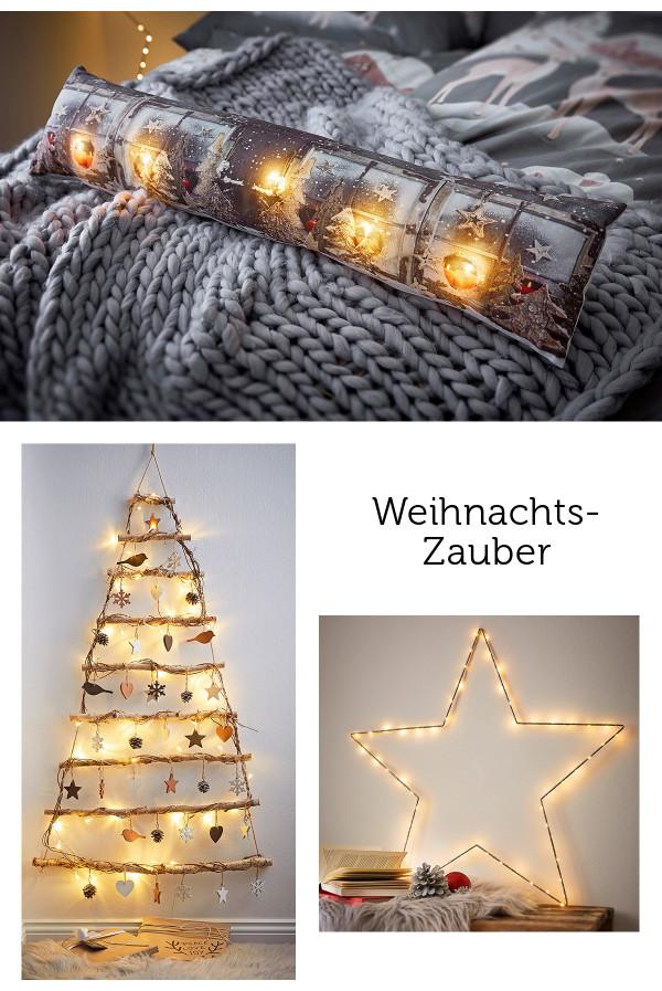 Weihnachtsdeko & Textilien >